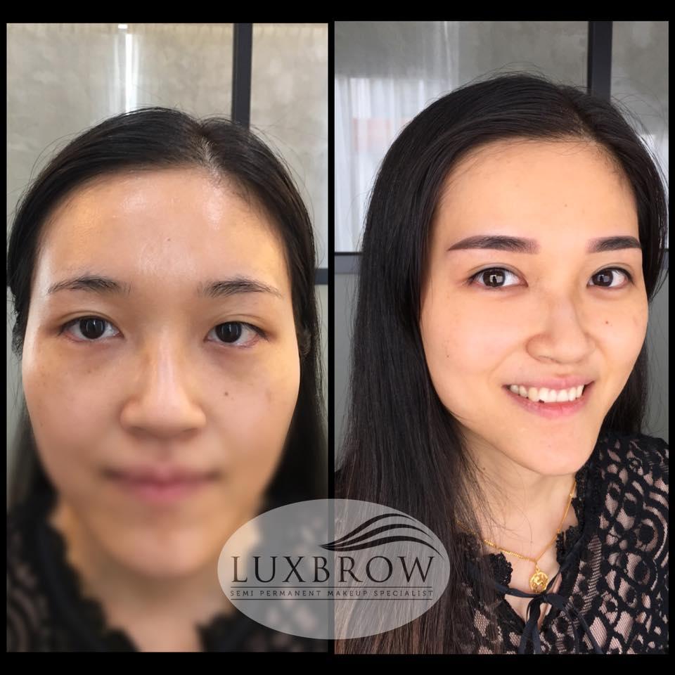 洛烟眉-Smoky-Eyebrow-眼线-Korean-Inner-eyeliner